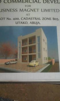 Uncompleted Office Complex on 2 Floors, Off Mike Akhigbe Way, Utako, Abuja, Office Space for Sale