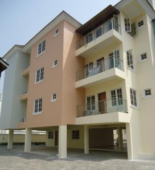 6-units of 3-bedroom Luxury Flat, Off Nasarawa Street, Banana Island, Ikoyi, Lagos, Flat for Rent
