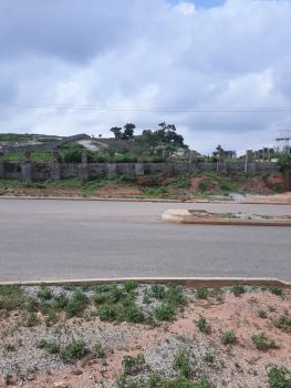 Fully Fenced and Gated Private Residential Land Use Strategically Located, at The T Junction, Off Ameh Ebute Street, Wuye, Abuja, Residential Land for Sale
