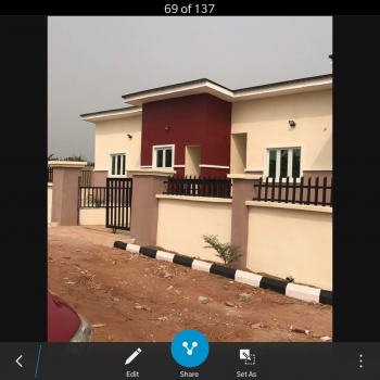 Luxury 2 Bedroom Flat, Behind 3km, By Auditorium Rccg Camp, Lotto, Asese, Simawa, Ogun, Flat for Sale