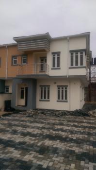4 Bedroom Semi Detached Duplex+ 1 Room Bq with Spacious Compound, Jakande, Lekki, Lagos, Semi-detached Duplex for Sale