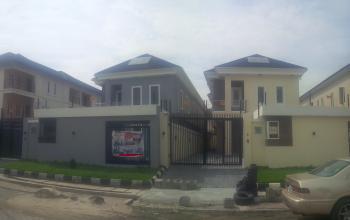 Luxury New and Superbly Built 5 Bedroom Duplex Tastefully Finished with Bq, Lekki Phase 1, Lekki, Lagos, Detached Duplex for Sale