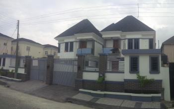 Brand New and Exquisitely Built Duplex Tastefully Finished with Bq, Osapa, Lekki, Lagos, Detached Duplex for Sale