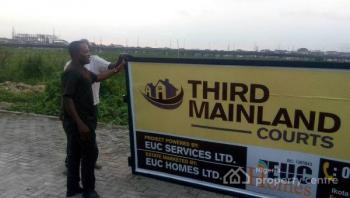Third Mainland Courts!, Oworonshoki Waterfront, Opposite The Third Mainland Bridge, Lagos Island, Lagos, Mixed-use Land for Sale