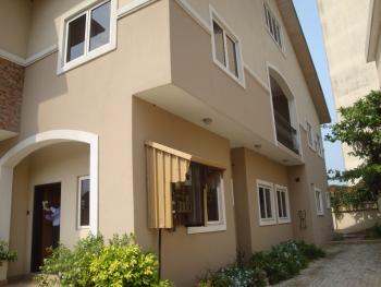 Tastefully Finished Self-serviced 3 Bedroom Semi Detached Duplex with Bq, Osborne Phase 1, Osborne, Ikoyi, Lagos, Semi-detached Duplex for Rent
