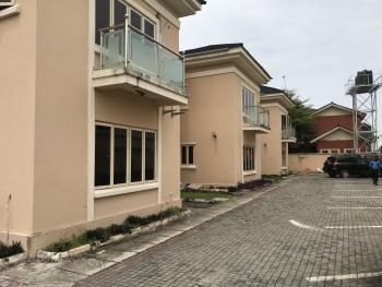 Self Serviced 3 Bedroom Terrace with a Room Bq, Lekki Phase 1, Lekki, Lagos, Terraced Duplex for Rent