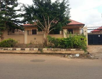 a Fantastically Finished  Detached 3 Bedroom Bungalow with 2 Units of Self Contained Bq, Efab Estate, Lokogoma District, Abuja, Detached Bungalow for Sale