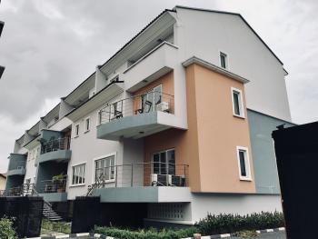 Luxury 4 Bedroom Terrace with a Room Bq, Lekki Phase 1, Lekki, Lagos, Terraced Duplex for Rent