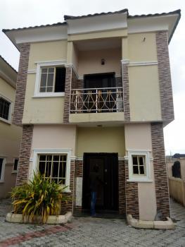Nice 3 Bedroom Duplex, Chevron, Lekki, Lagos, Detached Duplex for Rent