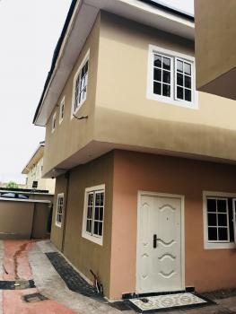3 Bedroom Duplex with a Room Bq, Lekki Phase 1, Lekki, Lagos, Detached Duplex for Rent