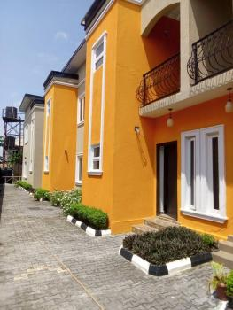 Newly Built 3 Bedroom Terrace Duplex with Bq, Mobil Road, Lekki Expressway, Lekki, Lagos, Terraced Duplex for Rent