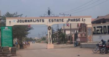 Journalist Estate, Berger, Arepo, Ogun, Mixed-use Land for Sale