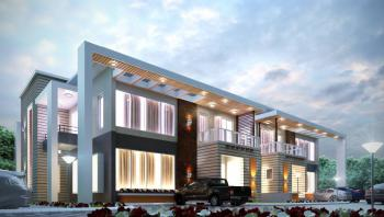 Luxury 4 Bedroom Semi Detached Duplex with Bq, Wuye, Abuja, Semi-detached Duplex for Sale