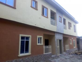 Brand New Beautifully Finished, Food O Clock, Before Safeway Hospital, Sangotedo, Ajah, Lagos, Self Contained (single Room) for Rent