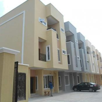5 Bedroom Terrace Duplex in an Estate, Adeniyi Jones, Ikeja, Lagos, Terraced Duplex for Sale