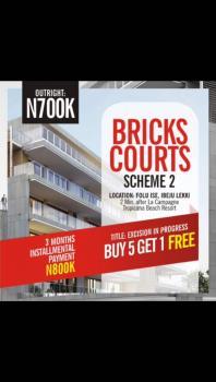 Bricks Court Scheme 2, Folu Ise, Ibeju Lekki, Lagos, Residential Land for Sale