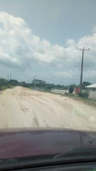 100% Dry 100% Genuine 100% Return on Your Investment, Oriba Road, About 7 Mins Drive After Pan Atlantic University, Eleranigbe, Ibeju Lekki, Lagos, Mixed-use Land for Sale