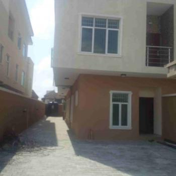 Tastefully Built Duplex with Pentflat, Osapa, Lekki, Lagos, Semi-detached Duplex for Rent