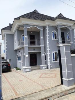 Massive 4 Bedroom Duplex, Elebu Oluyole Extension Estate, Akala Express, Ibadan, Oyo, Detached Duplex for Sale