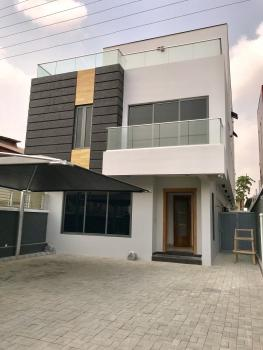 Brand New 4 Bedroom Semi Detached House with a Room Bq, Lekki Phase 1, Lekki, Lagos, Semi-detached Duplex for Sale