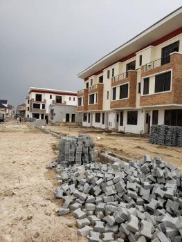 Luxury 4 Bedroom Terrace Duplex with Bq, By Oba Palace, Ikate Elegushi, Lekki, Lagos, Terraced Duplex for Sale