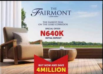 Fairmont Estate Scheme 2, Lekki Expressway, Lekki, Lagos, Residential Land for Sale