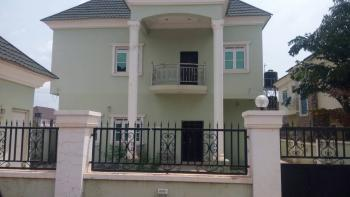 Newly Built 4 Bedroom Duplex Apartment with Bq and Gate House, Zone E,  Apo Resettlement, Apo, Abuja, Detached Duplex for Sale