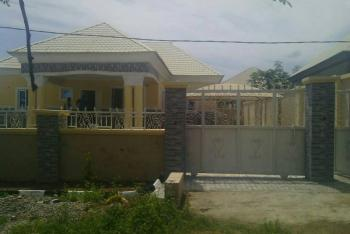 Three Bedroom Flat,  Fully Completed with C of O, Police Officers Quarters, Kurudu, Abuja, Block of Flats for Sale