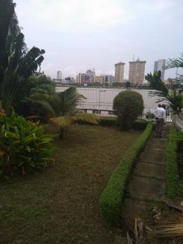 a Water Front Property of 2 Wings of 4 Bedroom Duplex, Raymond Njoku, Falomo, Ikoyi, Lagos, Semi-detached Duplex for Sale