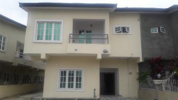 a New & Large 4 Bedroom + 1 Boys Quarter S-detached Duplex, Opposite Abraham Adesanya Est, Lekki Gardens Estate, Ajah, Lagos, Semi-detached Duplex for Rent