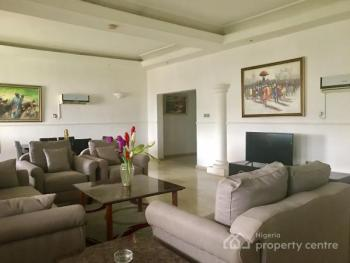 Deluxe & Exotic Fully Serviced & Furnished 3 Bedroom Flat, Pool, Garden, Gym, 24hrs Light/security, Cctv, Ideally for Expatriate, Diplomat, Maitama District, Abuja, Flat for Rent