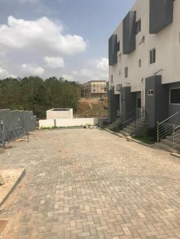 Luxury 4 Bedroom Terrace with Swimming Pool in a Very Awesome Location, Guzape District, Abuja, Terraced Duplex for Sale