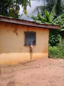 Distress(cheap) Bungalow on a 100x100, Off 1st Ugbor, Benin, Oredo, Edo, Detached Bungalow for Sale