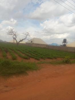 Well Drained Land, Gbagyl Villa, Near Kaduna Polytechnic, Kaduna South, Kaduna, Mixed-use Land for Sale