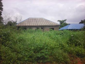60 By 120 Land with 3 Bedroom Foundation Level @ijagba 5mins Drive  From Onipanu Sango,call 09properties for Details:08142625442, Ijagba Sango,5mins From Onipanu/obasanjo, Sango Ota, Ogun, Residential Land for Sale