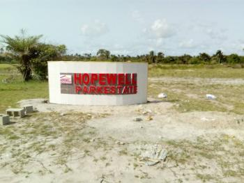 Hopewell Estate, Opposite La Campagne Tropicana Beach Resort, Akodo Ise, Ibeju Lekki, Lagos, Residential Land for Sale