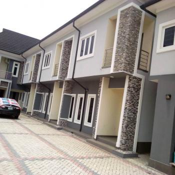 2 Bedroom Duplex, 3 Units, Shell Cooperative, Off Eliozu Road, Obio-akpor, Rivers, Detached Duplex for Rent