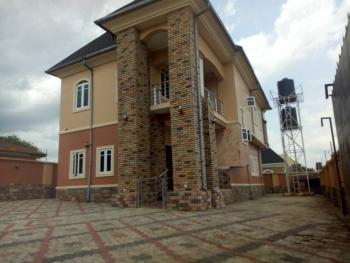 Four Bedroom Duplex Airport View, Oshimili South, Delta, Terraced Duplex for Sale