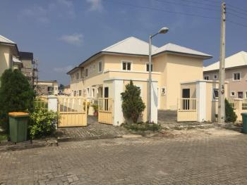 4 Bedroom House + 2 Room Bq, Victory Park Estate, Osapa, Lekki, Lagos, Semi-detached Duplex for Sale
