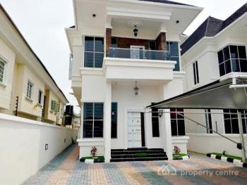 Luxury 5 Bedroom Detached Duplex Plus Bq Excellent Finishing, Osapa, Lekki, Lagos, Semi-detached Duplex for Sale