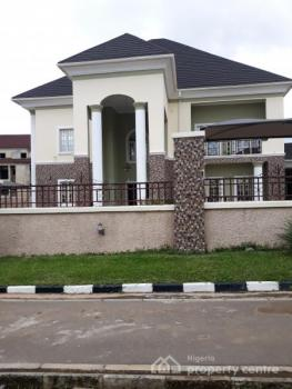 Ultra Modern & Exquisitely Finished 5 Bedroom Semi Detached Duplex with 2 Rooms Bq, Can Take Over 20 Cars, Asokoro District, Abuja, House for Rent