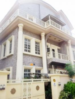 Luxury and Affordable 5 Bedroom Duplex, Off Ibb Way, Maitama District, Abuja, House for Sale