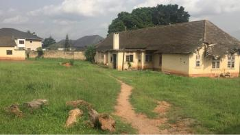 2000 Sqm of Fenced Land, Iyaganku Gra, Opposite Efcc Office, Iyaganku, Ibadan, Oyo, Mixed-use Land for Sale