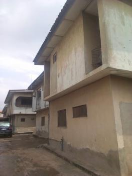 6 Nos of 2 Bedroom Flat, New Oko Oba, 5 Minutes to Olaniyi, Oko-oba, Agege, Lagos, Flat for Sale