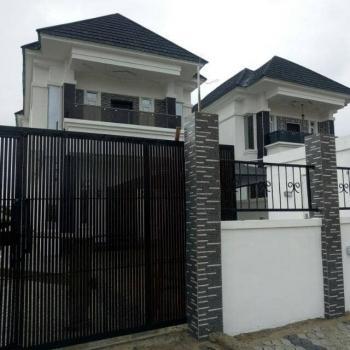 4 Bedroom Fully Detached Duplex, Mobil Road, Ajah, Lagos, Detached Duplex for Sale