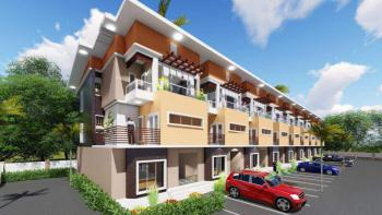 Luxury Styled 4 Bedroom Terrace Duplex,  with a Convenient, Affordable Payment Structure, Guzape District, Guzape District, Abuja, Terraced Duplex for Sale