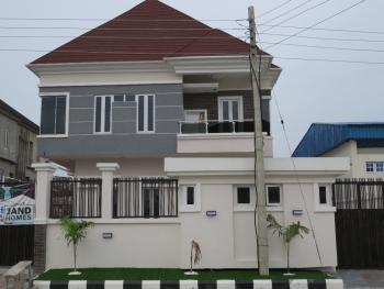 a Beautiful 5 Bedroom 1 Bq House, Chevron Alternate, Chevy View Estate, Lekki, Lagos, Detached Duplex for Sale