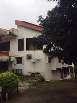 Distress 10 Bedroom Duplex with a 3 Bedroom Bq, Off Amozon Street, Maitama District, Abuja, Detached Duplex for Sale