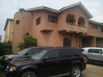 2 Wings 6bedroom Duplex with 2nos 2bedroom Boys Quarter on a Corner Piece of Land @ Alhaja Agbeke Street Off Ago Palace Okota, Alhaja Agbeke  Street Off Ago Palace Way Okota, Ago Palace, Isolo, Lagos, Semi-detached Duplex for Rent