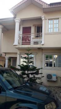 4 Bedroom Wings of Duplex with 2 Rooms Bq, Todak Okunnoren Street, Omole Phase 2, Ikeja, Lagos, Semi-detached Duplex for Sale